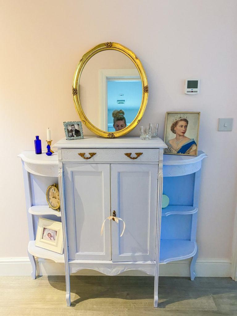 Upcycled cabinet - Louise Pentland